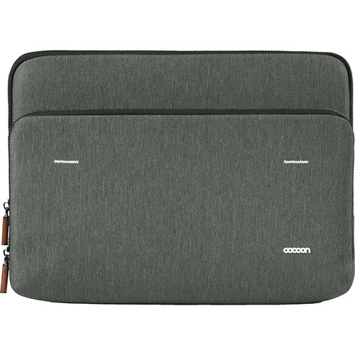 "Cocoon Graphite Sleeve with GRID-IT! Organizer for 13"" MacBook Pro with Retina Display"