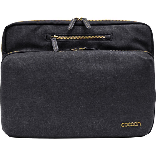 """Cocoon Urban Adventure Sleeve for Tablet up to 13"""" (Black)"""