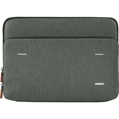 "Cocoon Graphite Sleeve with GRID-IT! Organizer for 15"" MacBook Pro"