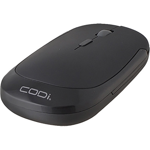CODi Slim Wireless Mouse (Black)