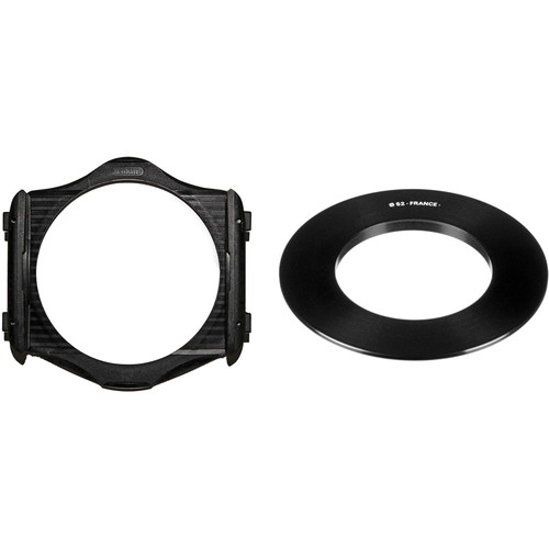 Cokin P Series Filter Holder and 52mm P Series Filter Holder Adapter Ring Kit