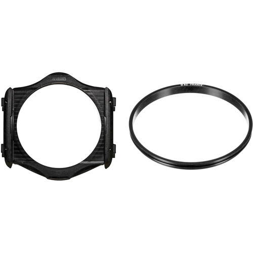 Cokin Cokin P Series Filter Holder and 82mm P Series Filter Holder Adapter Ring Kit