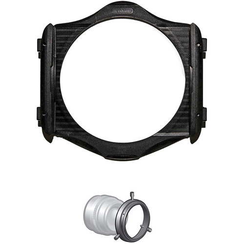 Cokin P Series Filter Holder and Universal P Series Filter Holder Adapter Ring Kit