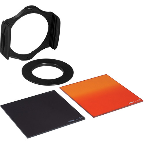 Cokin Snap! Filter and Holder Starter Kit (43mm Adapter Ring)
