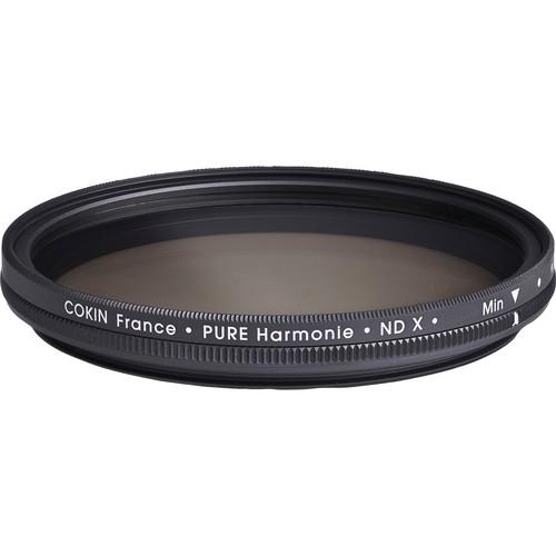 Cokin 55mm PURE Harmonie Variable Density Neutral Gray Filter