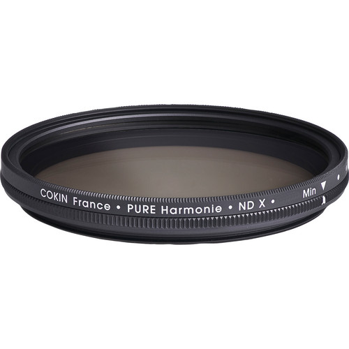 Cokin 62mm PURE Harmonie Variable Density Neutral Gray Filter