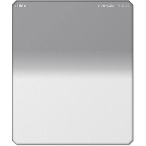 Cokin NUANCES P Series Soft-Edge Graduated Neutral Density 0.3 Filter (1-Stop)