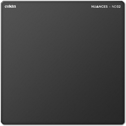"Cokin 4 x 4"" NUANCES Neutral Density 1.5 Filter"