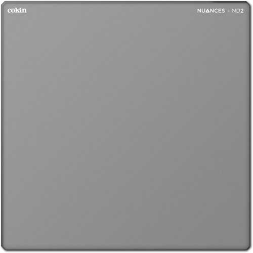 "Cokin 4 x 4"" NUANCES Neutral Density 0.3 Filter"