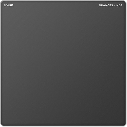 "Cokin 4 x 4"" NUANCES Neutral Density 0.9 Filter"