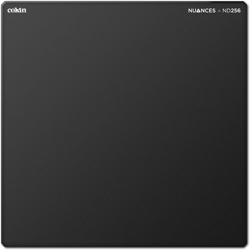 "Cokin 4 x 4"" NUANCES Neutral Density 2.4 Filter"