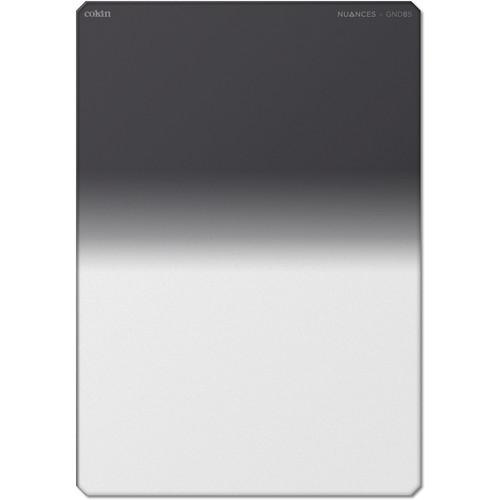 Cokin NUANCES Z-Pro Series Soft-Edge Graduated Neutral Density 0.9 Filter (3-Stop)