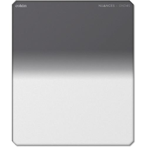 Cokin NUANCES P Series Soft-Edge Graduated Neutral Density 0.6 Filter (2-Stop) (2018 Edition)