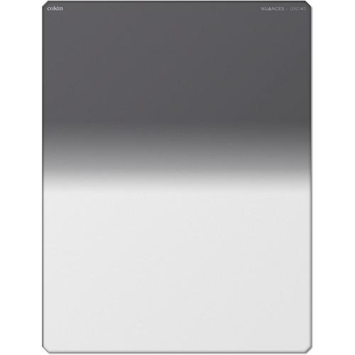 Cokin NUANCES X-Pro Series Soft-Edge Graduated Neutral Density 0.6 Filter (2-Stop) (2018 Edition)