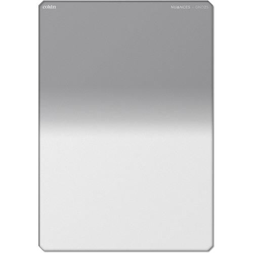 Cokin NUANCES Z-Pro Series Soft-Edge Graduated Neutral Density 0.3 Filter (1-Stop) (2018 Edition)