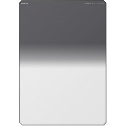 Cokin NUANCES Z-Pro Series Soft-Edge Graduated Neutral Density 0.6 Filter (2-Stop) (2018 Edition)