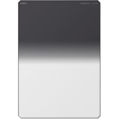 Cokin NUANCES Z-Pro Series Soft-Edge Graduated Neutral Density 0.9 Filter (3-Stop) (2018 Edition)