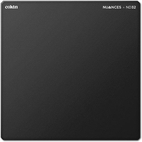 Cokin NUANCES P Series Neutral Density 1.5 Filter (5-Stop) (2018 Edition)