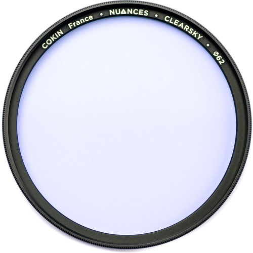 Cokin 62mm NUANCES Clearsky Filter