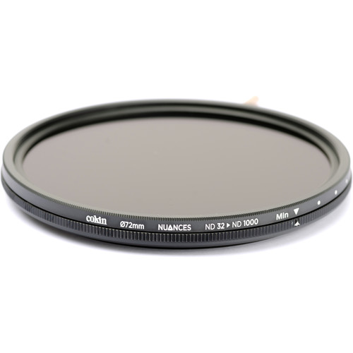 Cokin 72mm NUANCES Variable ND Filter (5 to 10-Stop)