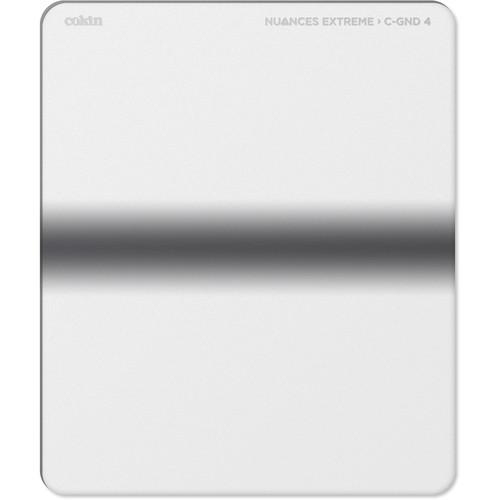 Cokin NUANCES Extreme P Series Center-Graduated Neutral Density 0.6 Filter (2-Stop)