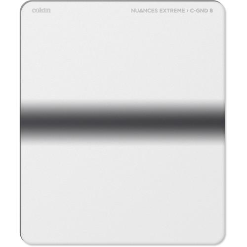 Cokin NUANCES Extreme P Series Center-Graduated Neutral Density 0.9 Filter (3-Stop)