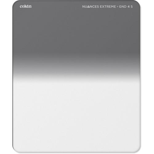 Cokin NUANCES Extreme P Series Soft-Edge Graduated Neutral Density 0.6 Filter (2-Stop)