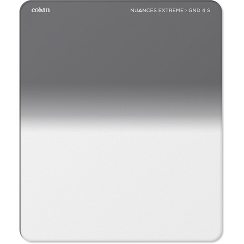 Cokin NUANCES Extreme P Series Soft-Edge Graduated Neutral Density 0.6 Filter (2-Stop)
