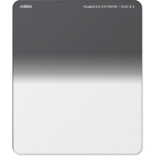 Cokin NUANCES Extreme P Series Soft-Edge Graduated Neutral Density 0.9 Filter (3-Stop)