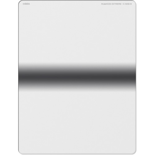 Cokin NUANCES Extreme X-Pro Series Center-Graduated Neutral Density 0.9 Filter (3-Stop)