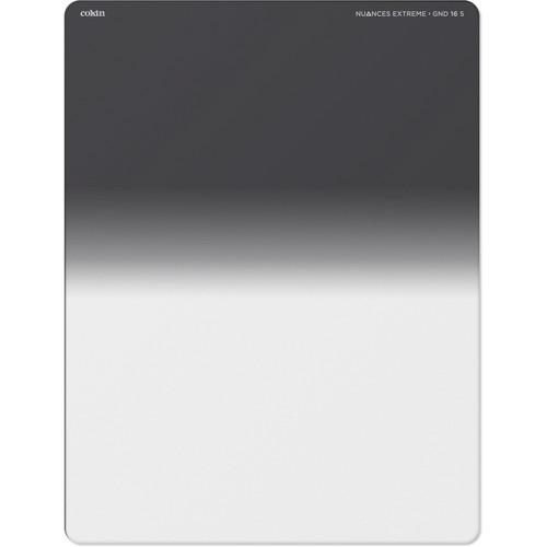 Cokin NUANCES Extreme X-Pro Series Soft-Edge Graduated Neutral Density 1.2 Filter (4-Stop)
