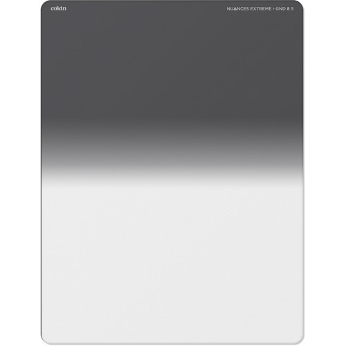 Cokin NUANCES Extreme X-Pro Series Soft-Edge Graduated Neutral Density 0.9 Filter (3-Stop)
