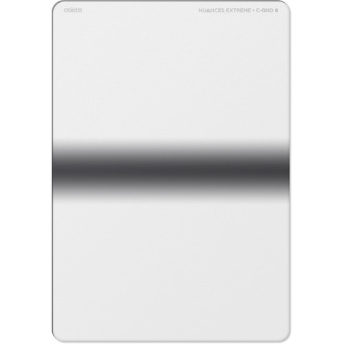 Cokin NUANCES Extreme Z-Pro Series Center-Graduated Neutral Density 0.9 Filter (3-Stop)