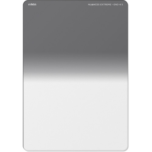 Cokin NUANCES Extreme Z-Pro Series Soft-Edge Graduated Neutral Density 0.6 Filter (2-Stop)
