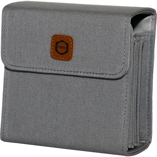 Cokin Multi Filter Wallet for 6 Filters and 1 Holder (Gray)