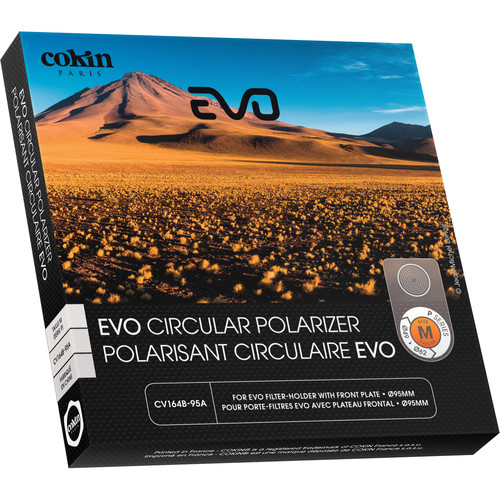 Cokin Evo 95mm Circular Polarizer Filter