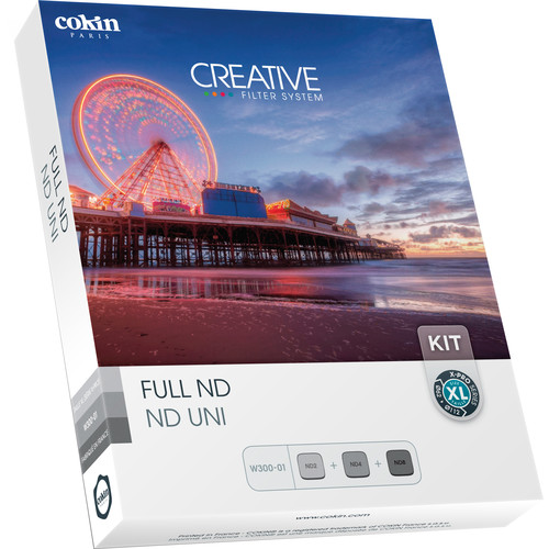 Cokin X-Pro Series Solid Neutral Density Filter Kit