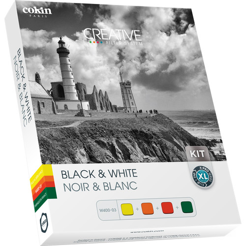 Cokin X-Pro Series Black and White Filter Kit