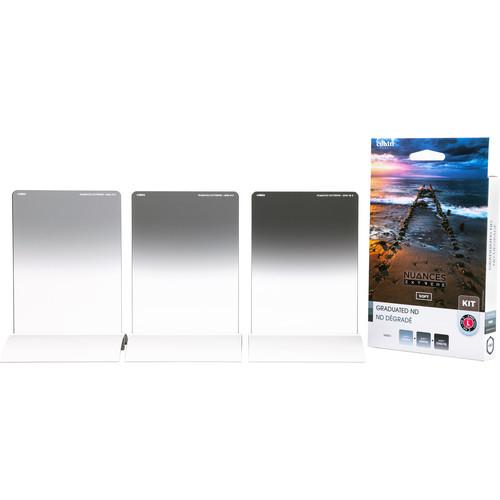 Cokin NUANCES Extreme Z-Pro Series Soft-Edge Graduated Neutral Density Filter Kit