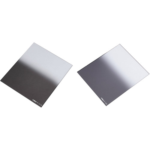 Cokin P-Series G1 and G2 Medium Graduated Neutral Density Filter Kit