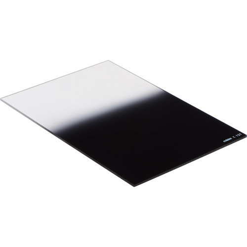 Cokin Z-Pro Series Hard-Edge Graduated Neutral Density 0.9 Filter (3-Stop)