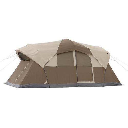 Coleman WeatherMaster 10-Person Tent with Hinged Door