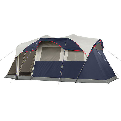 Coleman Elite WeatherMaster 6-Person Tent with Screened Room