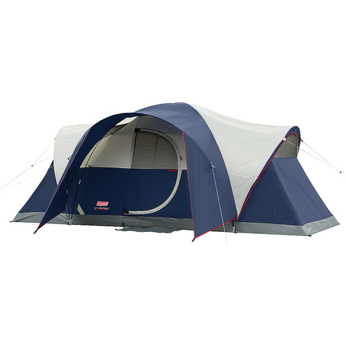 Coleman Elite Montana 8-Person Tent with LEDs/Auto Roll Windows/Hinged Door