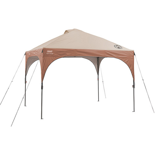 Coleman Instant Illuminated Canopy (Straight Legs / 10 x 10')