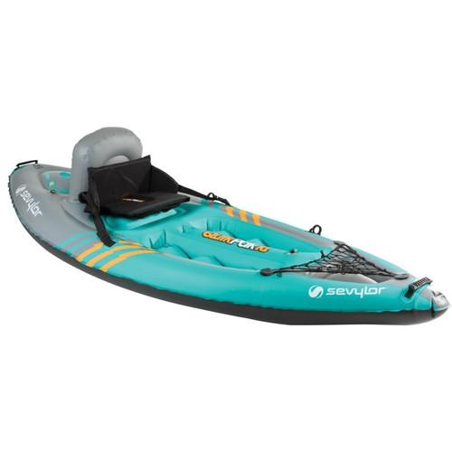 Coleman Sevylor K1 Quikpak Inflatable Kayak (1-Person)