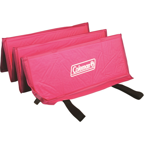 Coleman Self-Inflating Youth Camp Pad (Pink)