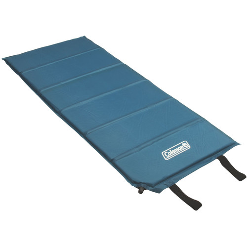 Coleman Self-Inflating Youth Camp Pad (Blue)