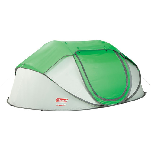 Coleman Pop-Up 4-Person Tent