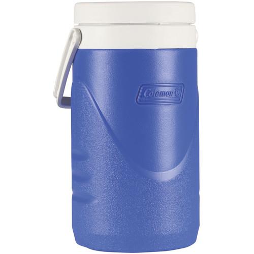 Coleman 1/2-Gallon Beverage Cooler (Blue/White)